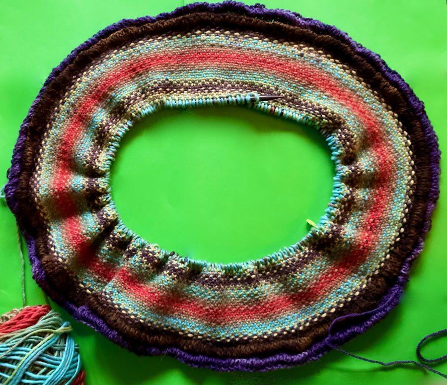 Linen Stitch Corded Cowl 08-19-20 01