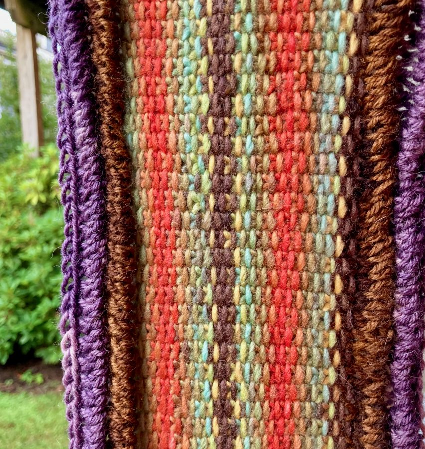 Linen Stitch Corded Cowl 08-21-20 02