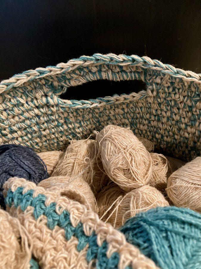 Bulky Crochet Basket Bag 09-11-30 03