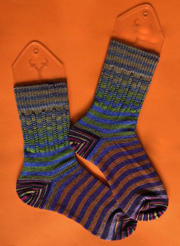 CSM Offset Stripe Socks Uneek Sock Color 53 Pair 11-22-20 01