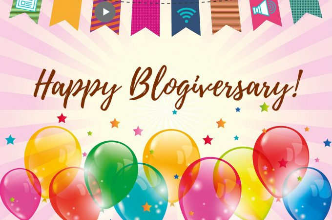 QueerJoe Comes of Age! Happy Blogiversary to Me!