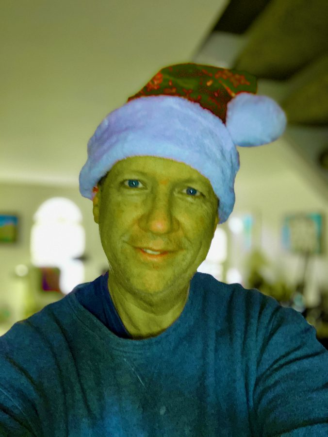 QueerJoe Grinch