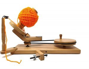 Wooden Jumbo Ball Winder