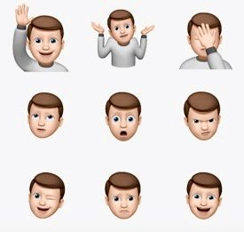 Memojis? Really?