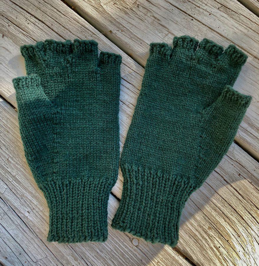 Fingerless Gloves FG0020 01