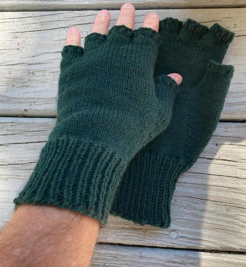 Fingerless Gloves FG0020 02