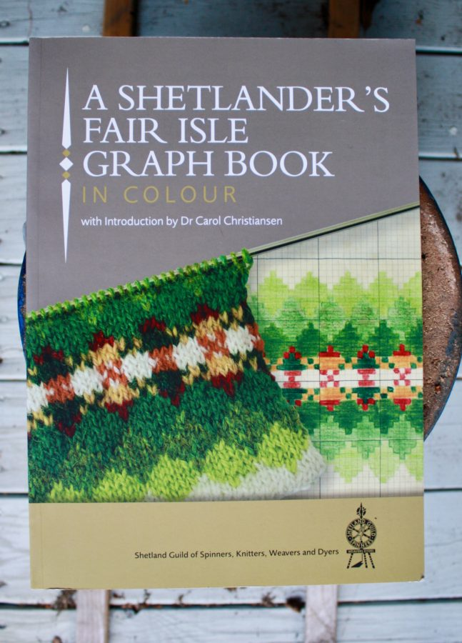 Shetlanders Fair Isle Graph Book 04-16-21 01