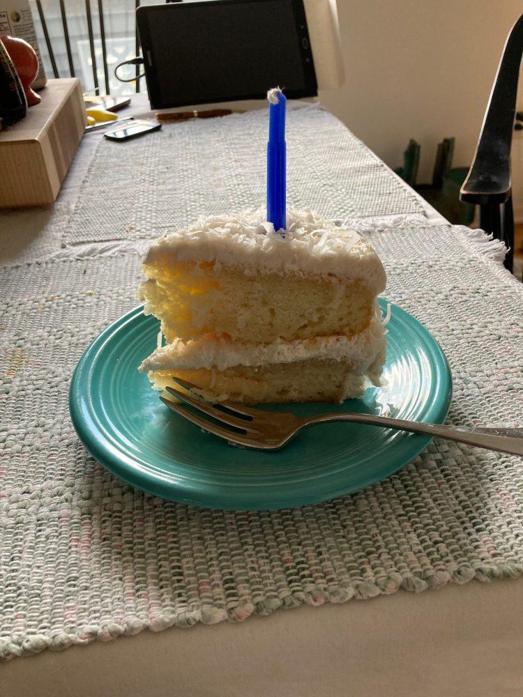 Birthday Cake Joe 2021