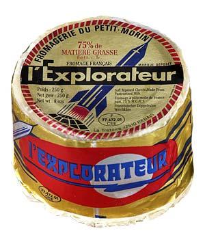 Favorite Cheese - Lexplorateur Cheese