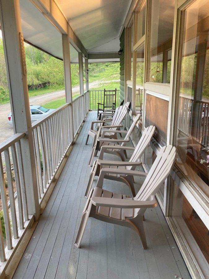 MSKR 2021 - Easton Mountain Front Porch