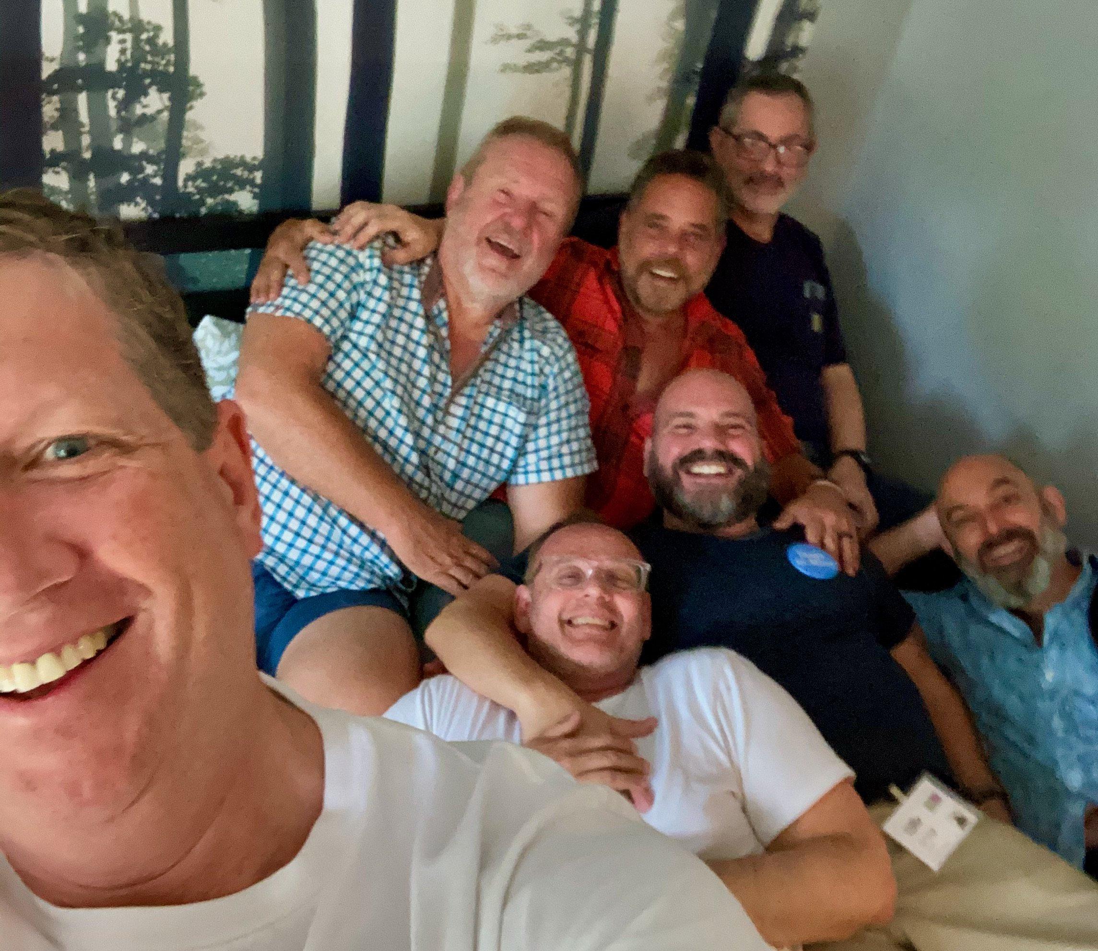 Finding My People MSKR 2021 - Five at Five Joe Steve Hayes Greg Doug Kirk Franklin Chet