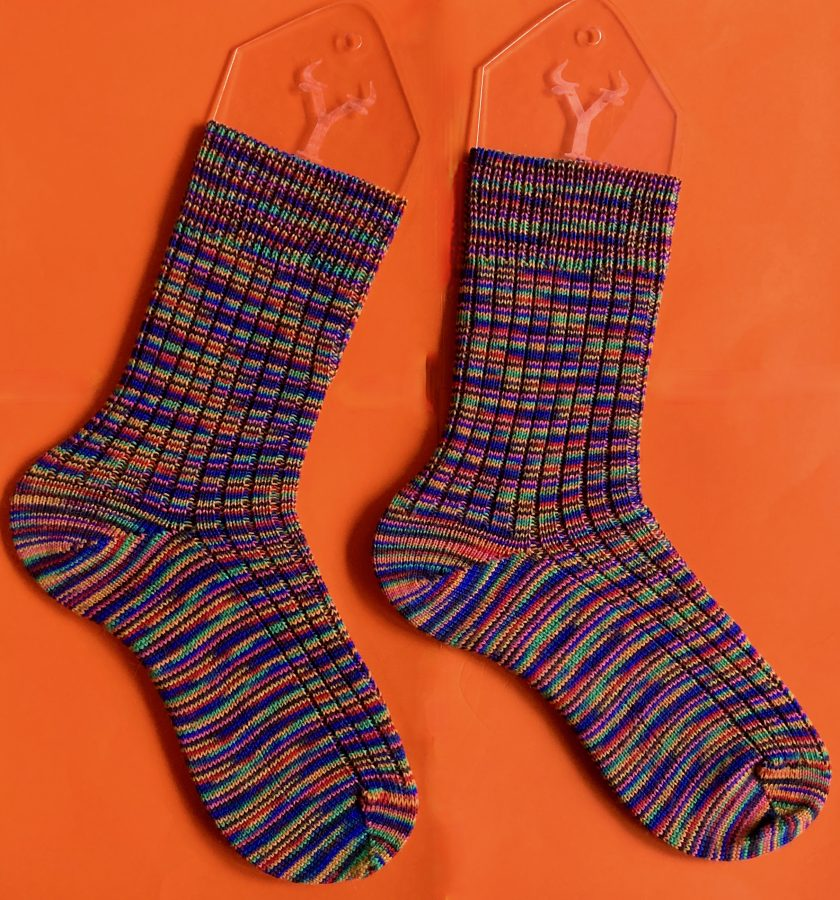 CSM June Pride Socks No Errors Kind of 06-02-21 04