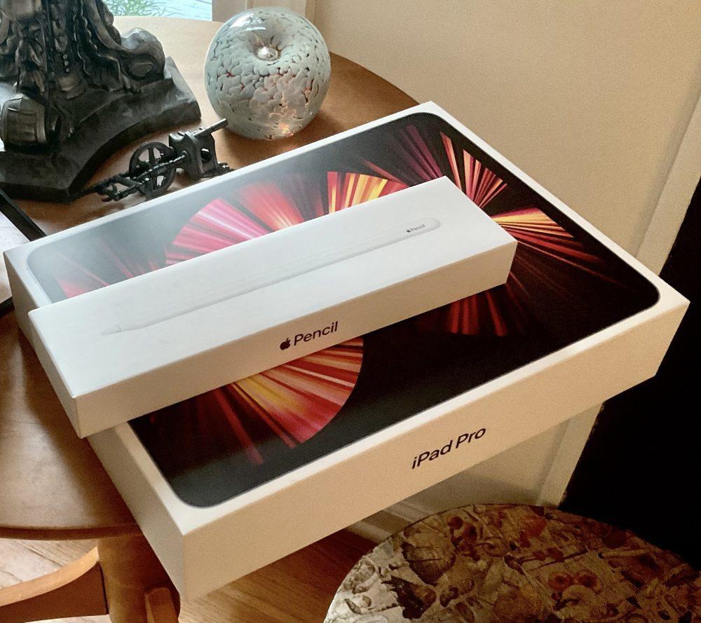 A New iWorld iPad Pro and Apple Pencil