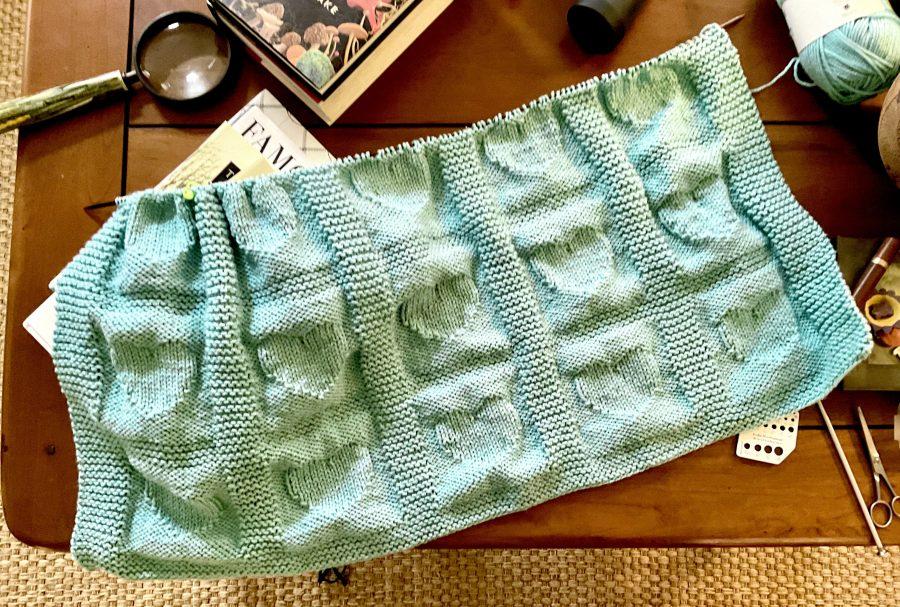 Heart Baby Blanket 07-21-21 01