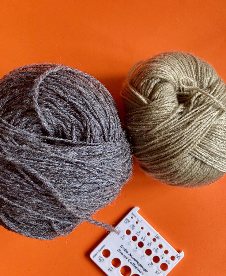 Warped Wrap Yarn 07-26-21 01
