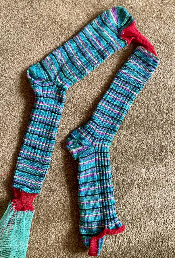 CSM Meilenweit Cotton Polyester Sock Full Pair 08-10-20 01
