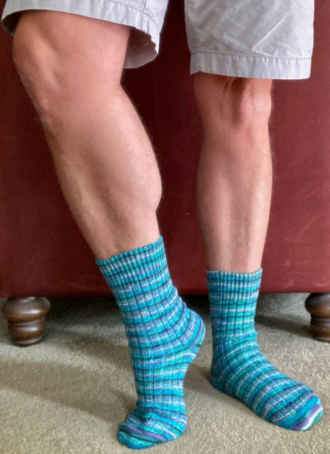 Meilenweit Socks 08-14-21 02