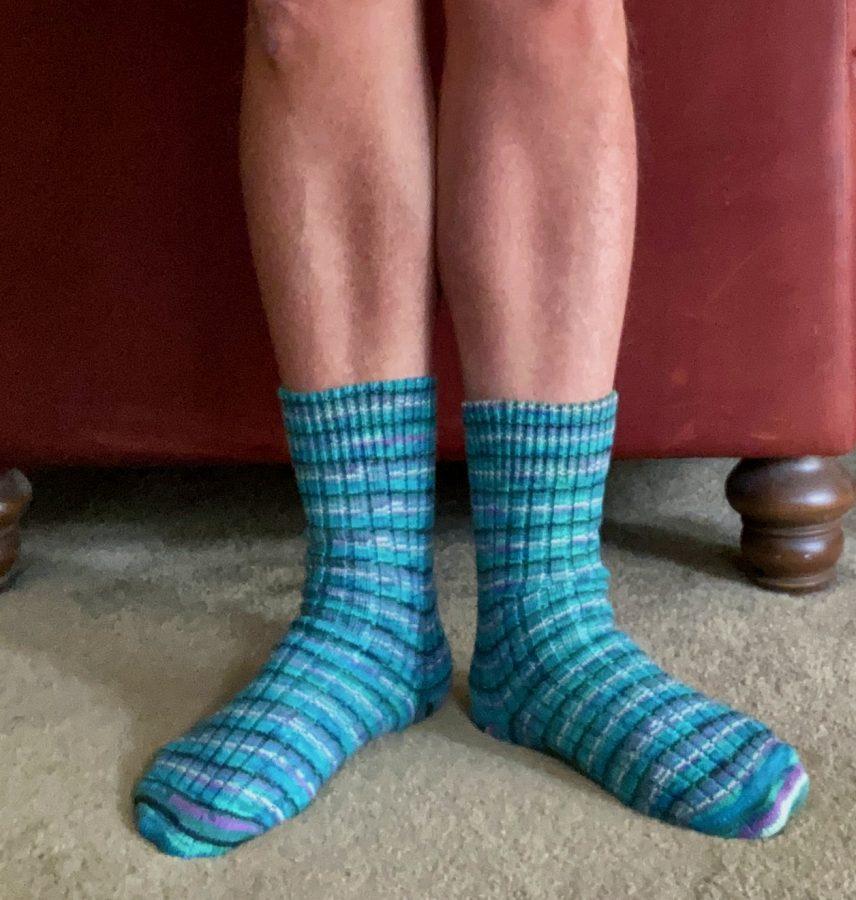 Meilenweit Socks 08-14-21 03