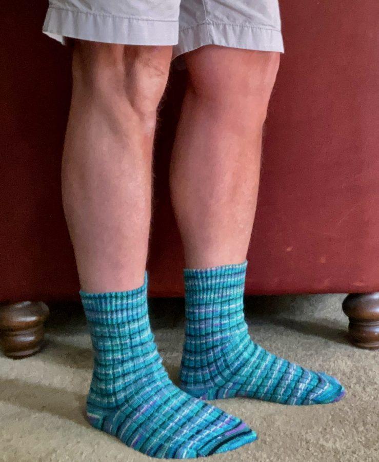 Meilenweit Socks 08-14-21 05