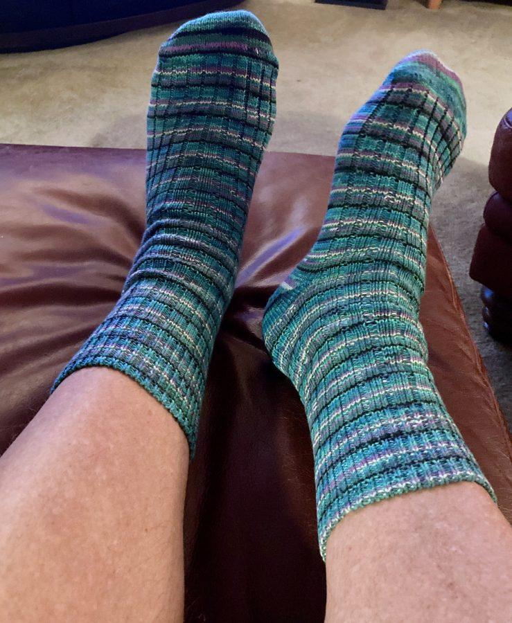 Meilenweit Socks 08-14-21 08