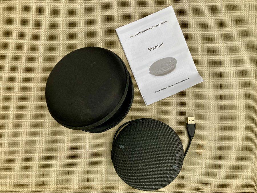 Runpu Omindirectional Microphone Speaker Bluetooth