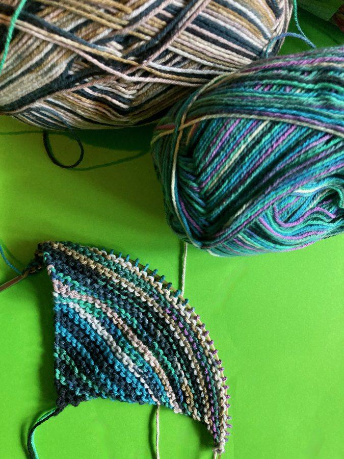Yarn - Lana Grossa Meilenweit Swatched 08-09-21 01