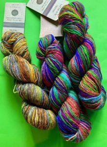 Yarn - Uneek Fingering 08-09 21
