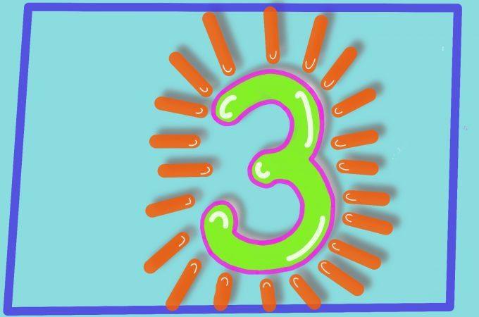 The Magic of Three