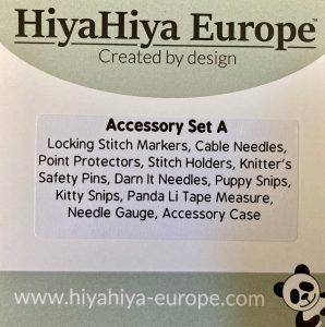 HiyaHiya Accessory Set A