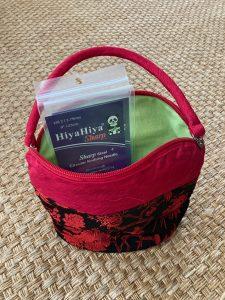 HiyaHiya Sock Project Bag