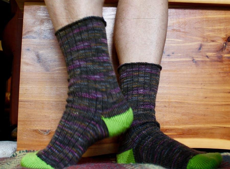 3x1 Rib Trekking Socks 02