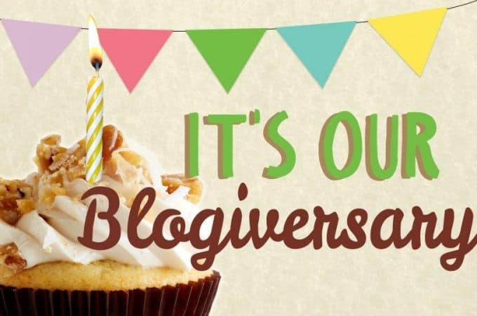Happy QueerJoe Blogiversary!!!