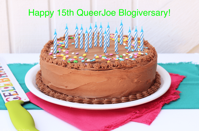 15 Years of Blogging!