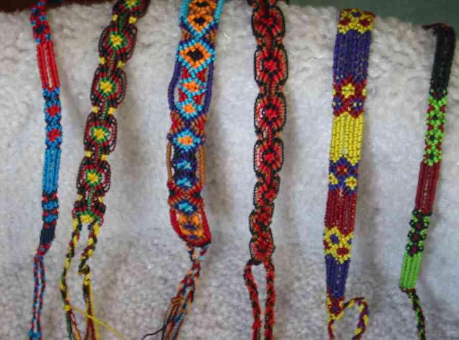 Bracelets Cancun