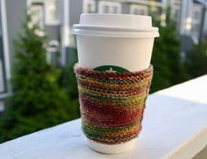 Coffee Cup Cozy 02