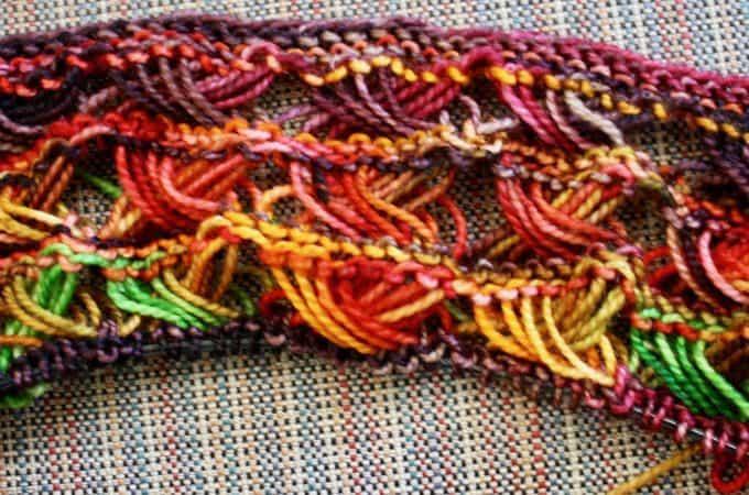 Secrets of Colorway Blending