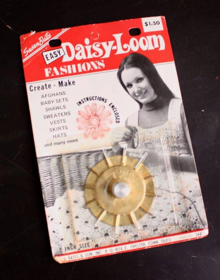 Flea Market Daisy Maker