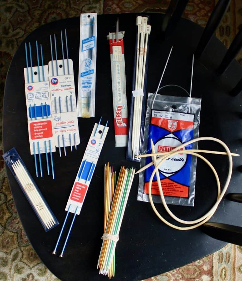 Flea Market Needles