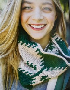 Evergreen Country Cowl
