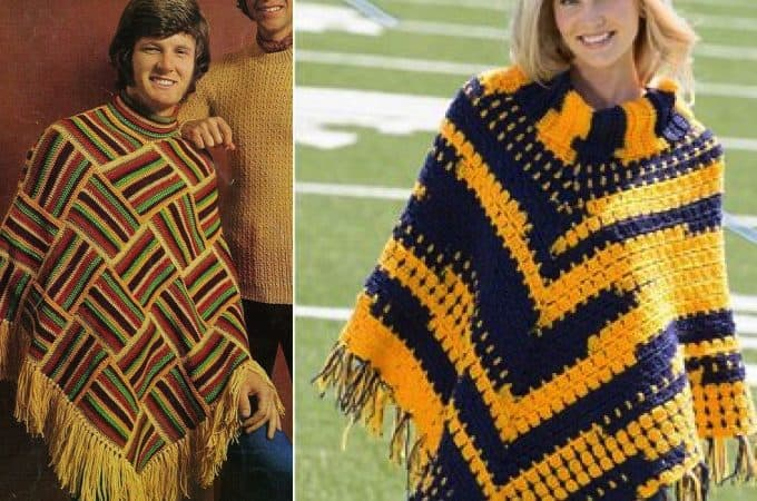 Crochet – The Ugly Step-Sister of Knitting