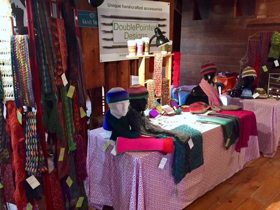 Prallsville Mill Craft Show 2019