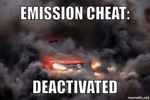 Volkswagen Troubles